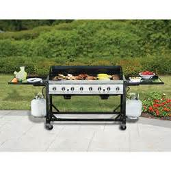 Coleman Outdoor Chairs Bakers Amp Chefs 8 Burner Event Grill Sam S Club