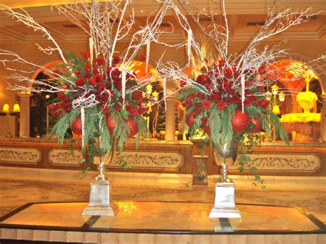 hotel lobby christmas decorations the 2 seasons the lifestyle