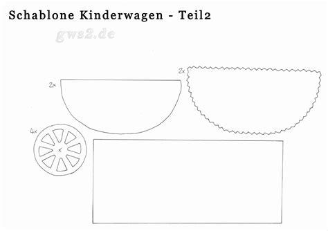 Kostenlose Vorlage Marienkäfer Kinderwagen Basteln Schablone Und Anleitung