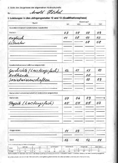 Bewerbung Abiturzeugnis Pin Abiturzeugnis On