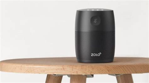 anker zolo speaker google assistant smart speakers what are your options