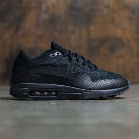 Nike Air Max One Black nike air max 1 ultra flyknit black black anthracite