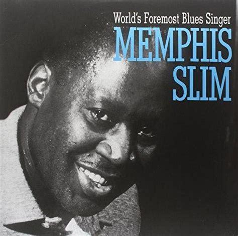 memphis slim memphis slim world s foremost blues singer lp