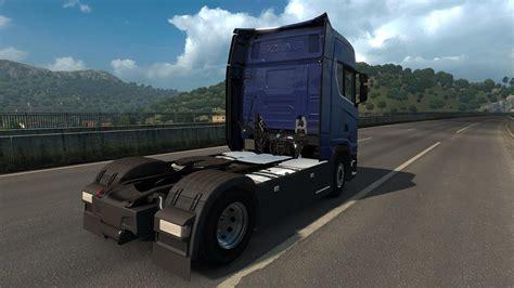 new scania r 2017 truck v1 0