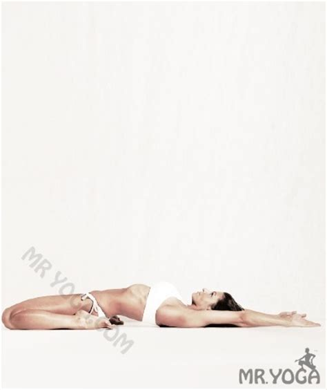 reclining poses reclining hero pose supta virasana mr yoga is your 1