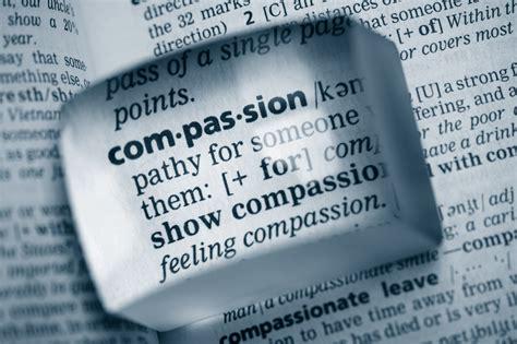 Compassion New compassion when ready