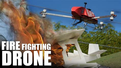 fire fighting drone fire fighting drone flite test youtube