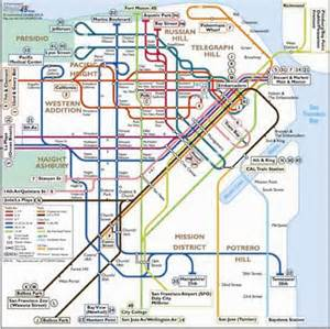 San Francisco Train Map by Usa New York San Fransisco Train Rail Maps