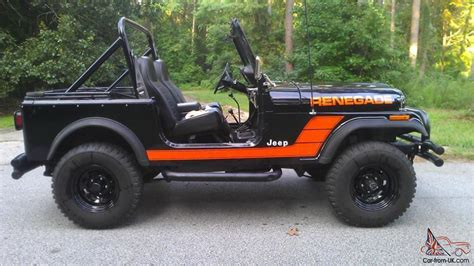 1984 Jeep Cj7 1984 Jeep Cj7 4cyl