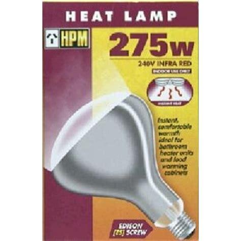 Hpm Heat L by Hpm 275w Heat L Bunnings Warehouse