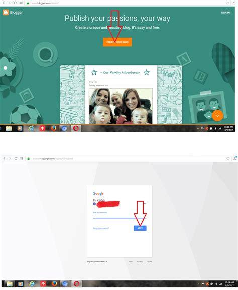 membuat website gratis bahasa indonesia cara membuat website gratis di blogger tip s dan trik