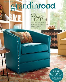 home decorators catalog request request a free grandin road catalog