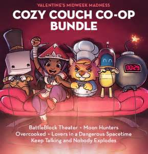 steam couch co op co op the purity of play and one little steam ad not