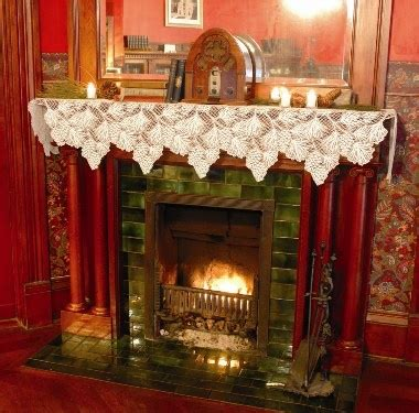 37 best mantle scarf images on