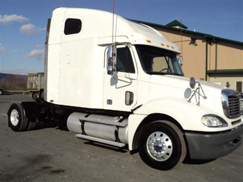 single axle sleeper tractor for sale autos post