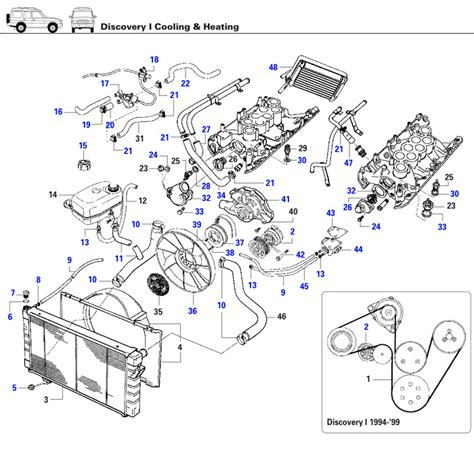 land rover parts diagram land rover discovery engine parts diagram toyota fj