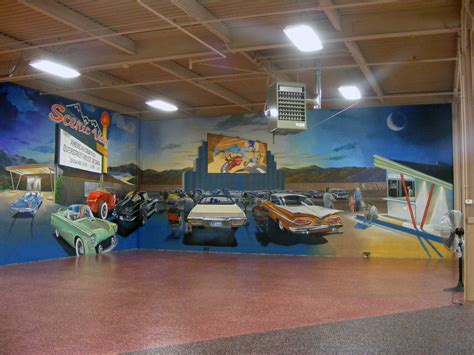 overstreet house of cars overstreet house of cars mural is complete rayharveyart