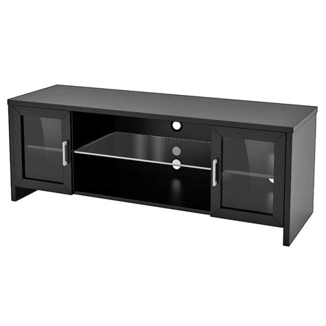 z line designs callie 55 inch tv stand black zl0119 55su