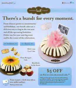 nothing bundt cake coupon 2017 2018 best cars reviews