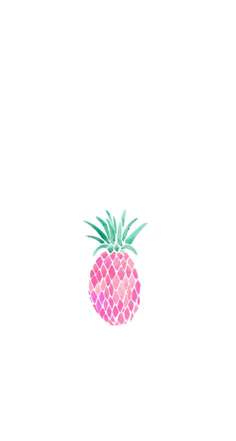 pineapple wallpaper pinterest pink pineapple iphone wallpaper iphone wallpapers