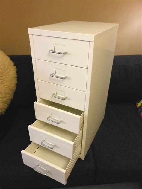 Helmer Drawer by Helmer Drawer Unit White Home Office Pedestal Mobile