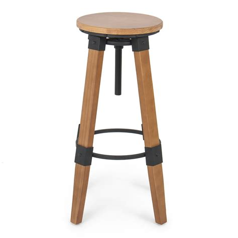 vintage bar stools ebay industrial bar stools swivel wood vintage adjustable