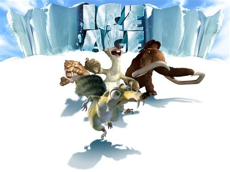 wallpaper cartoon ice age ice age wallpapers and images wallpapers pictures photos