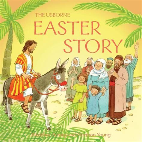 printable children s version of the easter story the easter story at usborne children s books