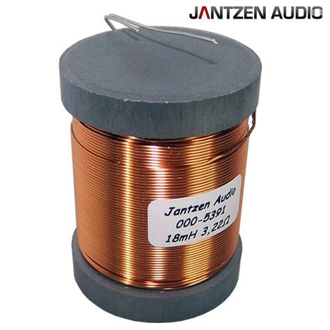 iron inductor coil jantzen iron coil with discs hifi collective