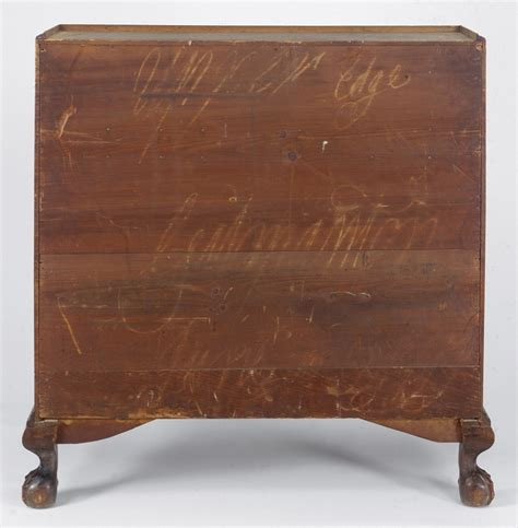 philip d zimmerman early american furniture makers
