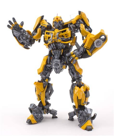 TFW Revoltech Transformers Movie Bumblebee Gallery