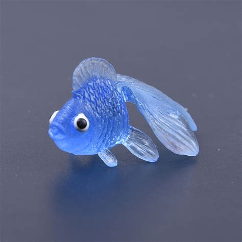 Stelan Gold Fish Kid 10 pcs soft rubber simulation small goldfish floating gold fish baby ebay