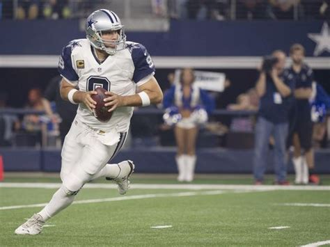 Brings Tony Romo Home For Thanksgiving by Rejuvenated Cowboys Still Could Call On Tony Romo