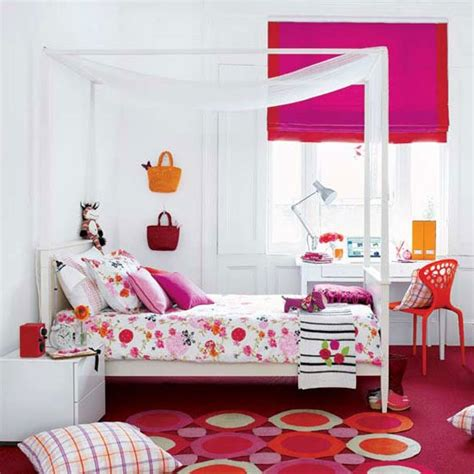 pink and orange bedroom pink and orange girl s room colourful children s bedroom