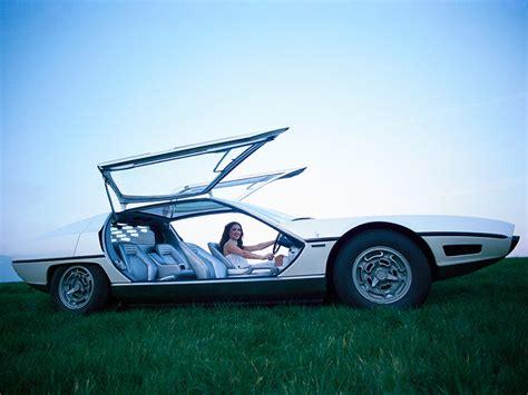 Lamborghini Marzal Lamborghini Marzal 1967 Concept Cars