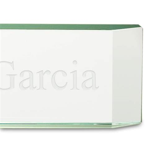 unique desk name plates personalized glass desk nameplate hostgarcia