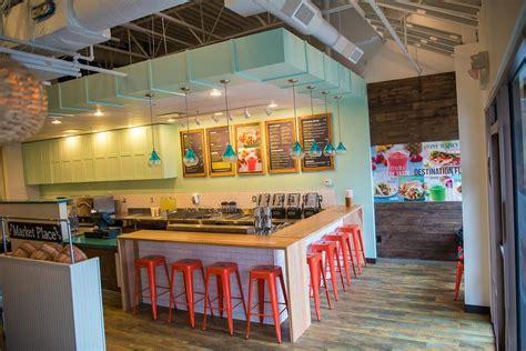 tropical smoothie cafe restaurant   craig