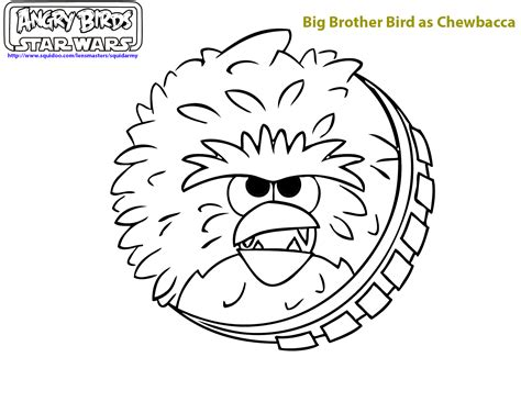 Angry Birds Star Wars Coloring Pages Free Printable Coloring Pages Angry Birds Wars