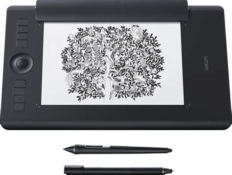 Wacom Intuos Cth690 Pen Tablet Black Series 1 wacom intuos pro paper edition pen tablet medium black