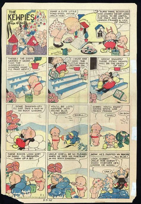 kewpie comic o neill kewpie comics mar 3 1935