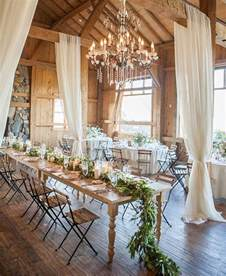 rustic chic wedding decor 17 best ideas about rustic wedding tables on