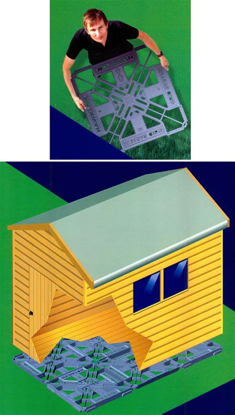 Shed Base System by Garden Building Shed Base System Image Search Results