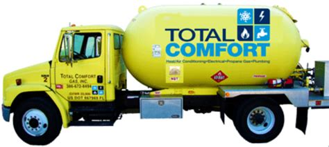 total comfort ormond beach total comfort a c electrical propane plumbing