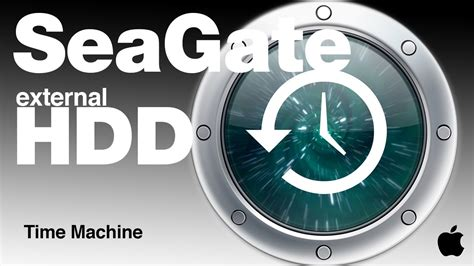 format hard disk for time machine time machine and seagate external hard drive how to format