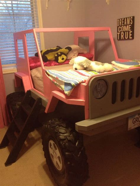 pink jeep bed 188 best images about mans world on pinterest