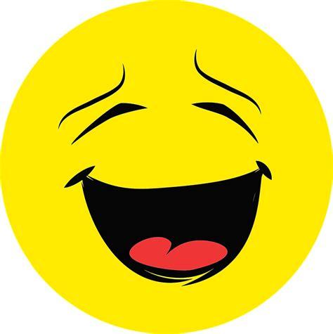 imagenes de emojis riendo vector gratis emoci 243 n cara feliz riendo ronda