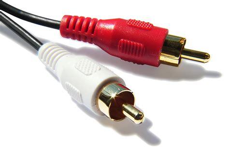 cinch eingang file cinch stecker jpg wikimedia commons