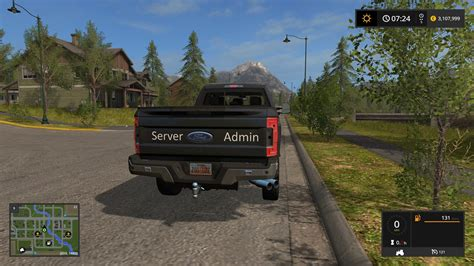 Ford F250 Chief by 2017 Ford F250 Chief V1 0