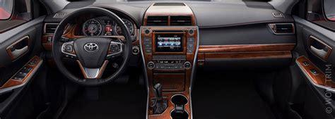 Wood Grain Auto Interior by Toyota Dash Kits Wood Dash Trim Carbon Fiber Flat Dash