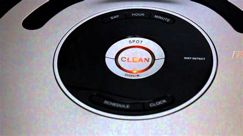 resetting roomba battery roomba 555 in 16 refreshment charge mode youtube